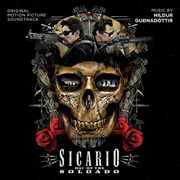 2018: Sicario: Day of the Soldado .  Orchestrations, conducting, violin and viola for Hildur Guðnadóttir's score.