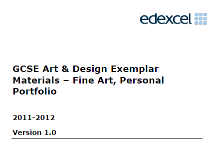 Gcse Exemplar Material Wilson S Art Design Technology