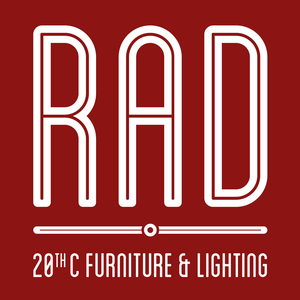 RAD - 20thC Furniture & Lighting