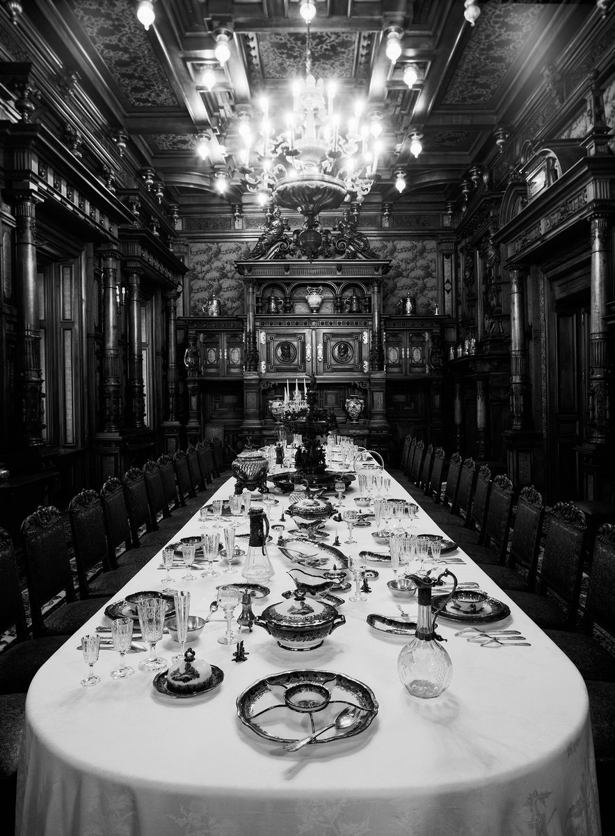 Costin Irimia, The Royal Dining Room