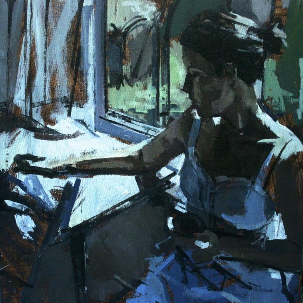 Joseph A. Ryan, Cliff Gardens, 2014
