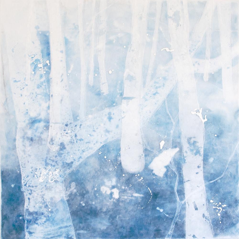 Masaki Hagino, Der Wald in mir XIV, 2014