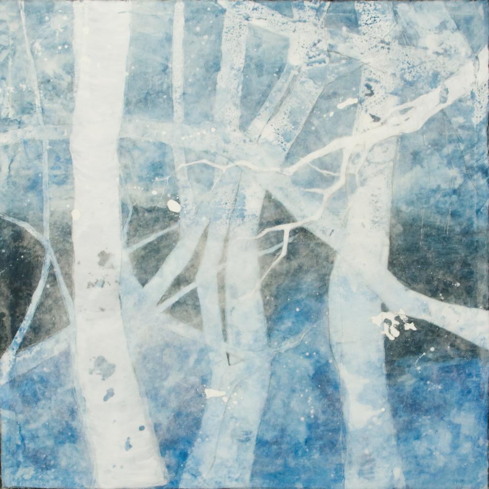 Masaki Hagino, Der Wald in mir XVII, 2015