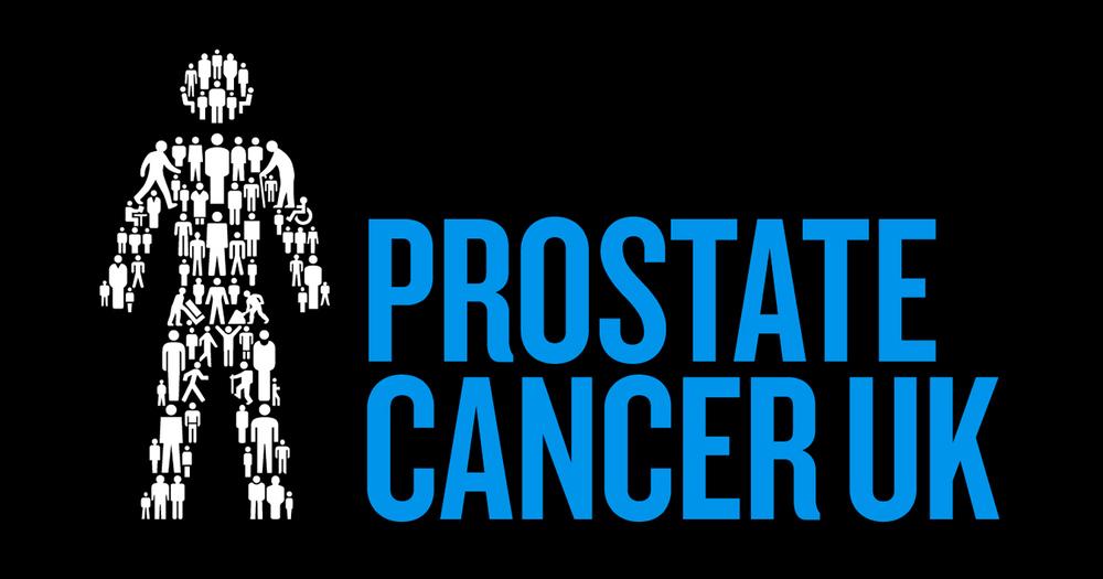 Prostate Man illustration