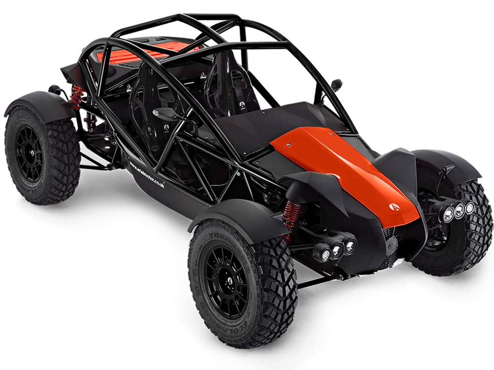 Ariel Nomad from http://www.arielmotor.co.uk/