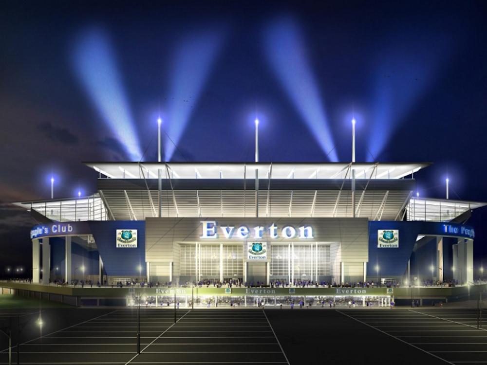 Kirkby Stadium, Liverpool