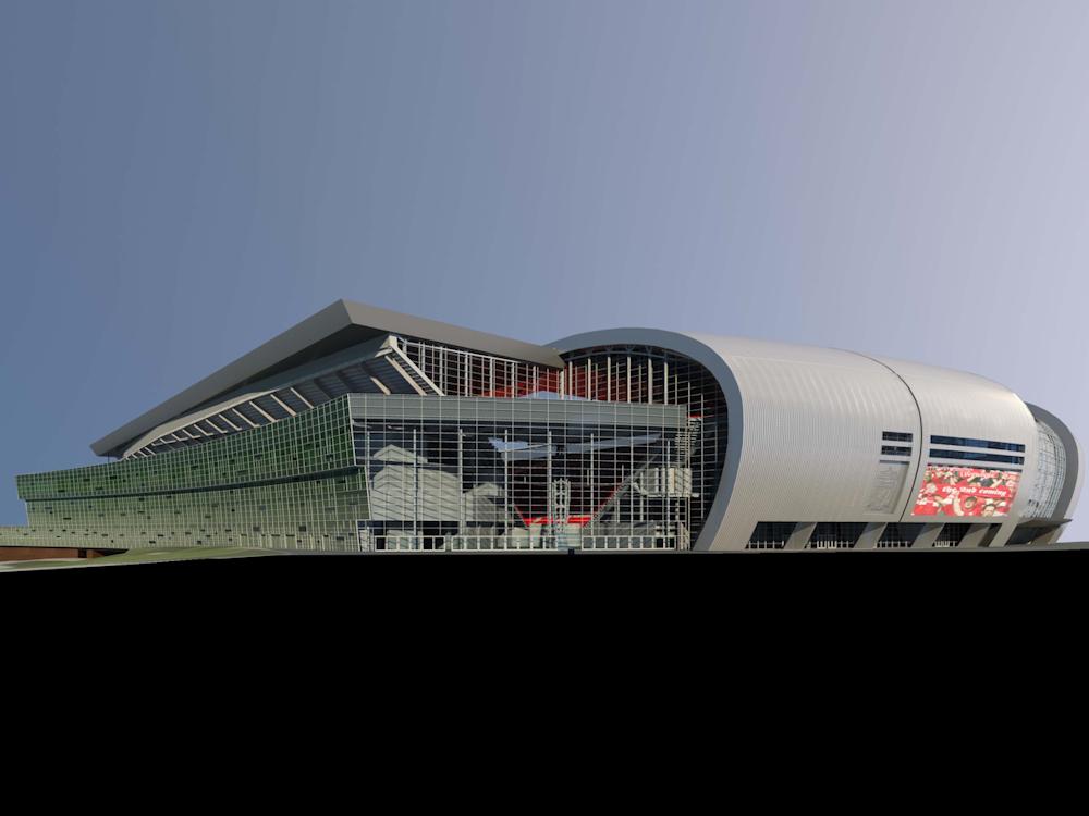 Stanley Park Stadium, Liverpool