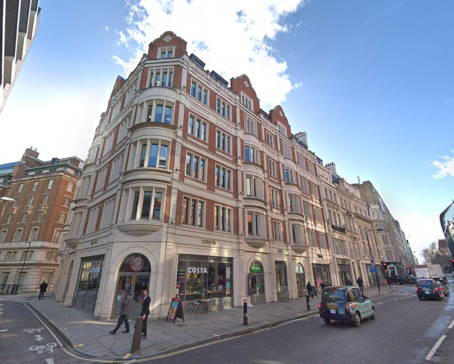 311-318 High Holborn, London
