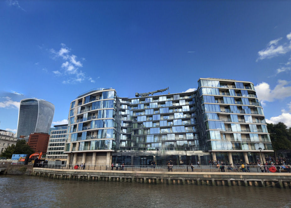 Three Quays, London