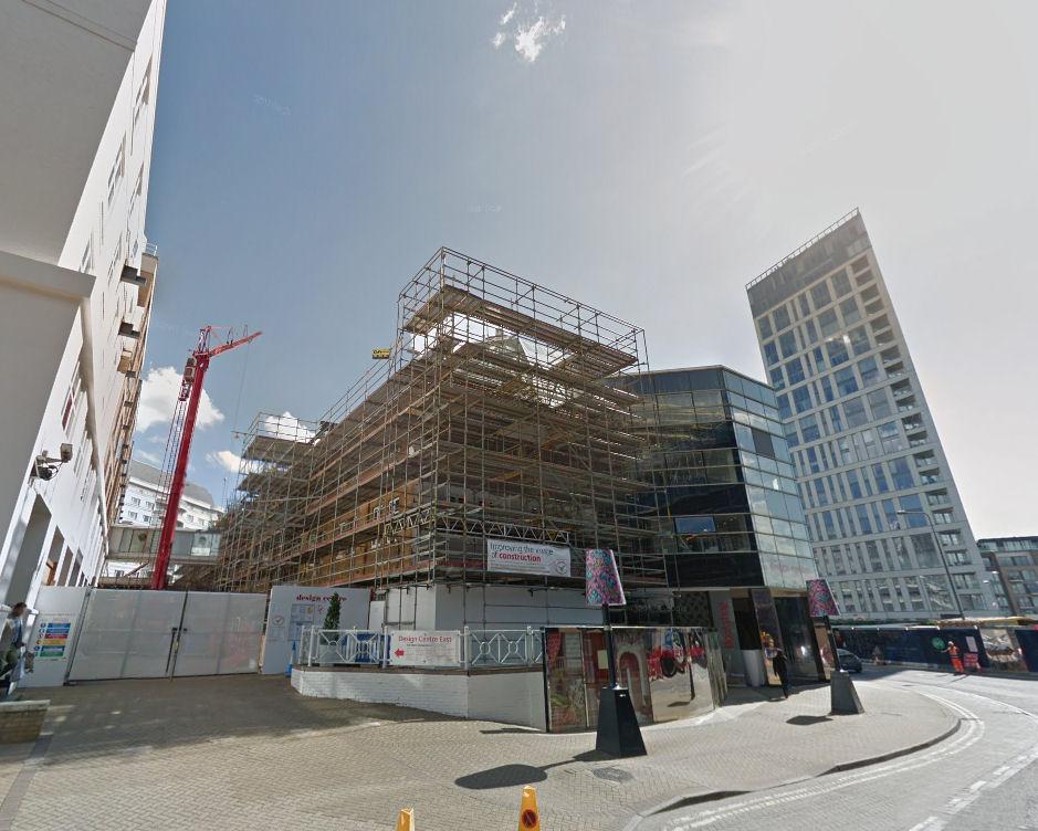Chelsea Harbour Design Centre, London