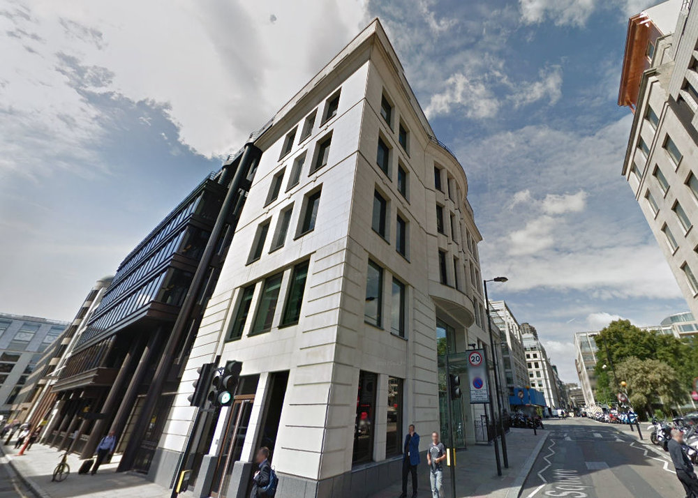 38 Finsbury Square, London