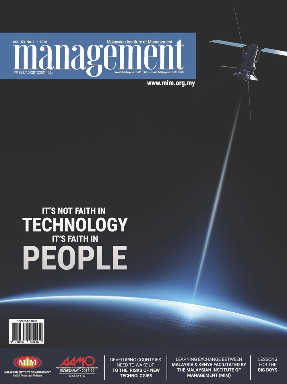 HOW BIAS CAN GET IN THE WAY OF HIRING - MIM Management Magazine, pg 14
