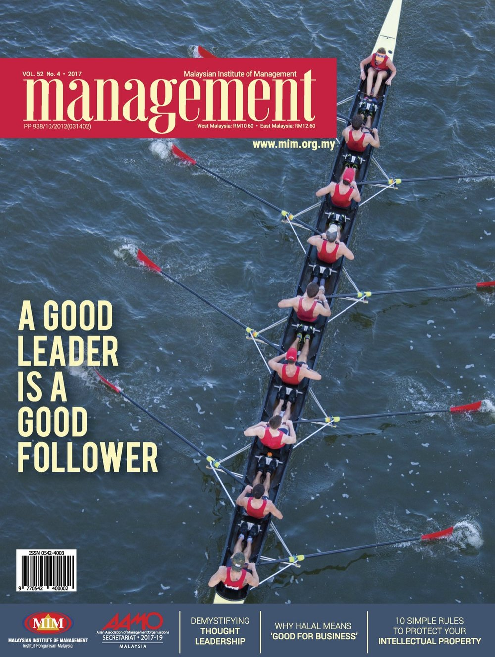 Merger as a collaborative option for nonprofit - MIM Management Magazine, pg 14