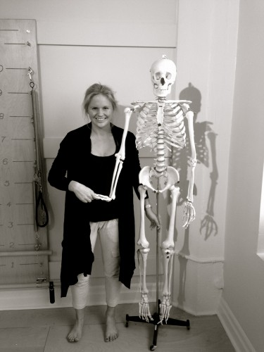 ":: Me with ""lurch"" the skeleton ::"