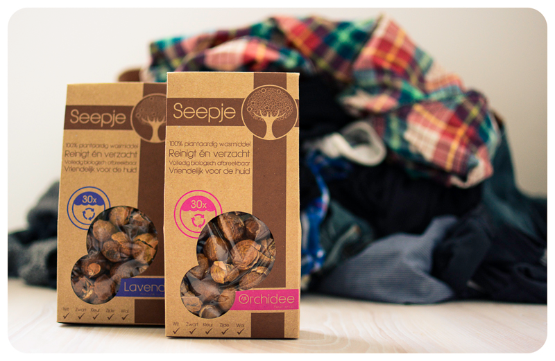 A Dutch reseller of soap nuts, Seepje