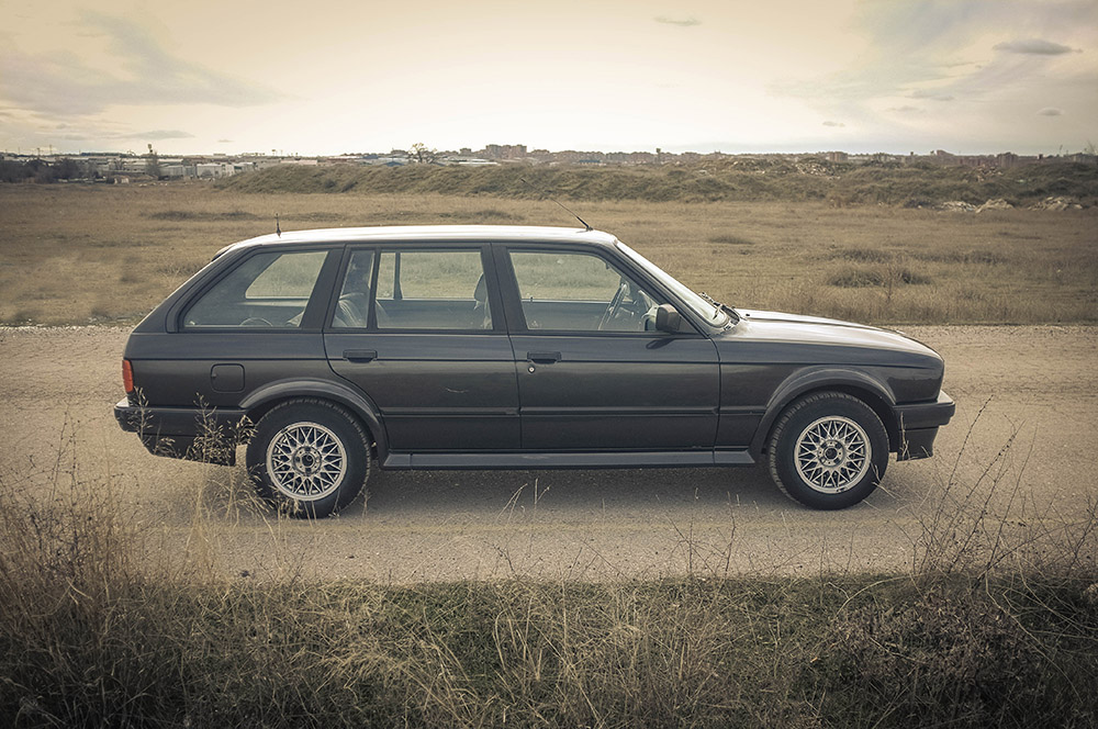 1989 Bmw 325ix Touring