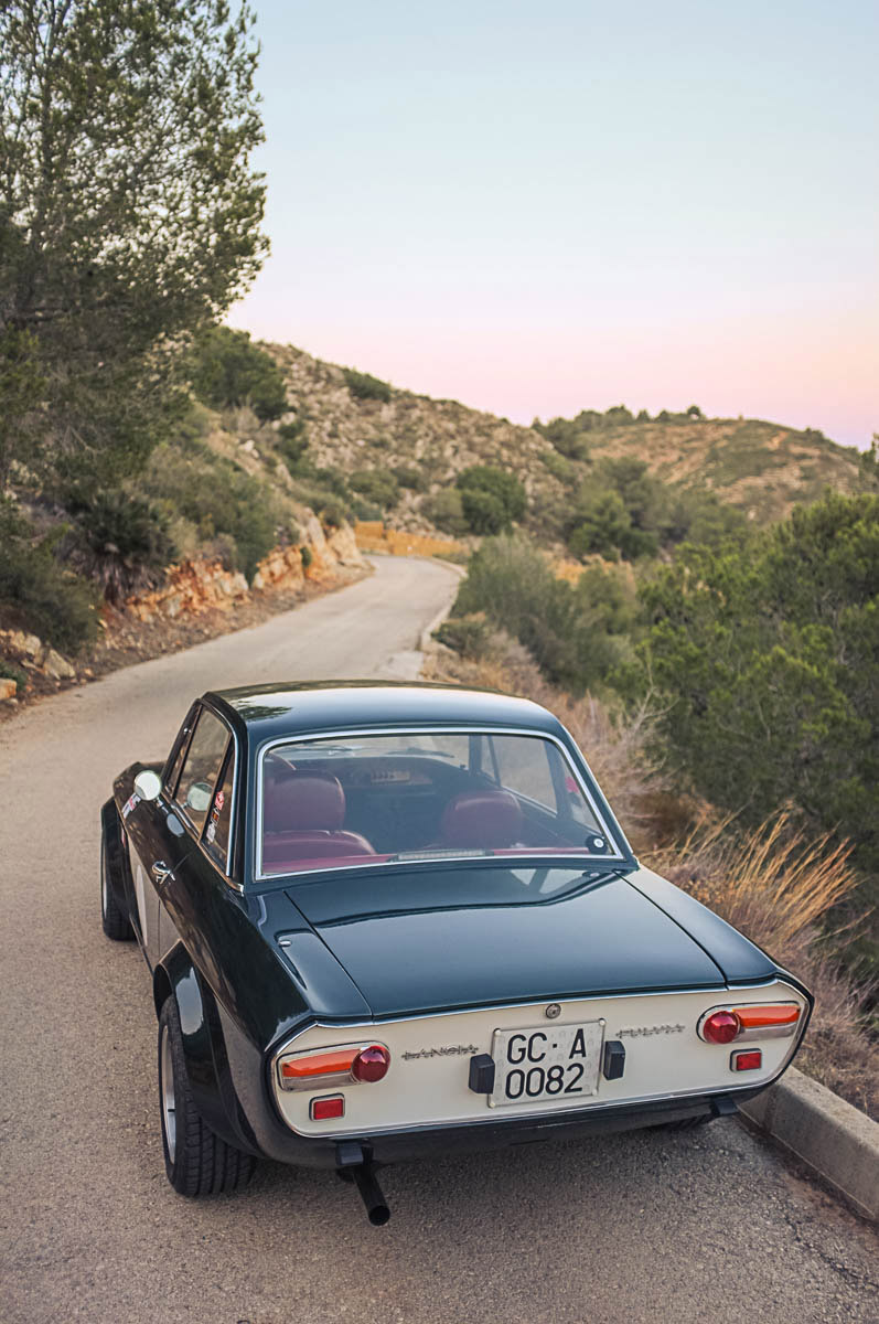 The roads of Southern Spain are a magnificent playground.