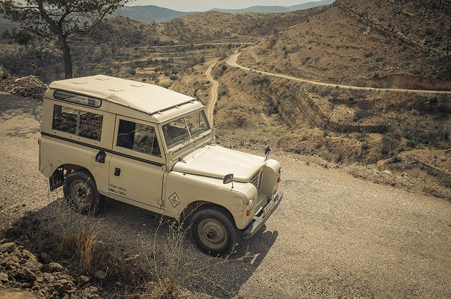 "1978 Land Rover Santana 88 (Series III) Purchased in Sot de Chera, Spain - Sold to Casey W. of Connecticut for $12,000 ""The truck was delivered today.  Bill Desrosiers was easy to work with and very straightforward.  Everything was accurately described and no surprises!  Thanks!""      - Casey W."