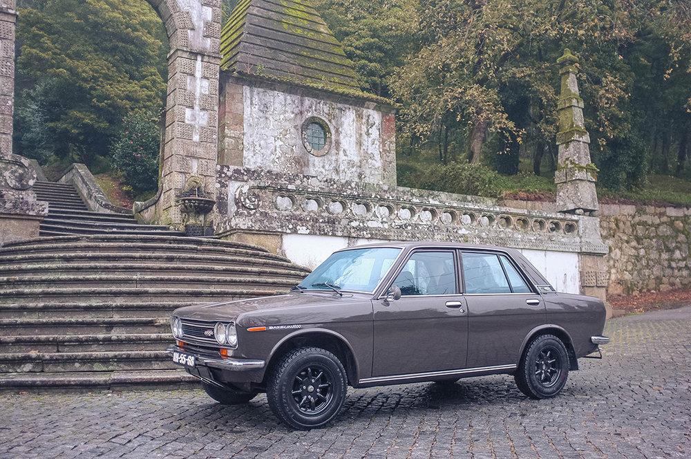 1971 Datsun 1600 SSS Sedan Purchased in Braga, Portugal - Sold to Daniel V. of Chicago, IL for $17,000