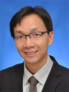 Dr Aidan Yeo (Oral surgeon)