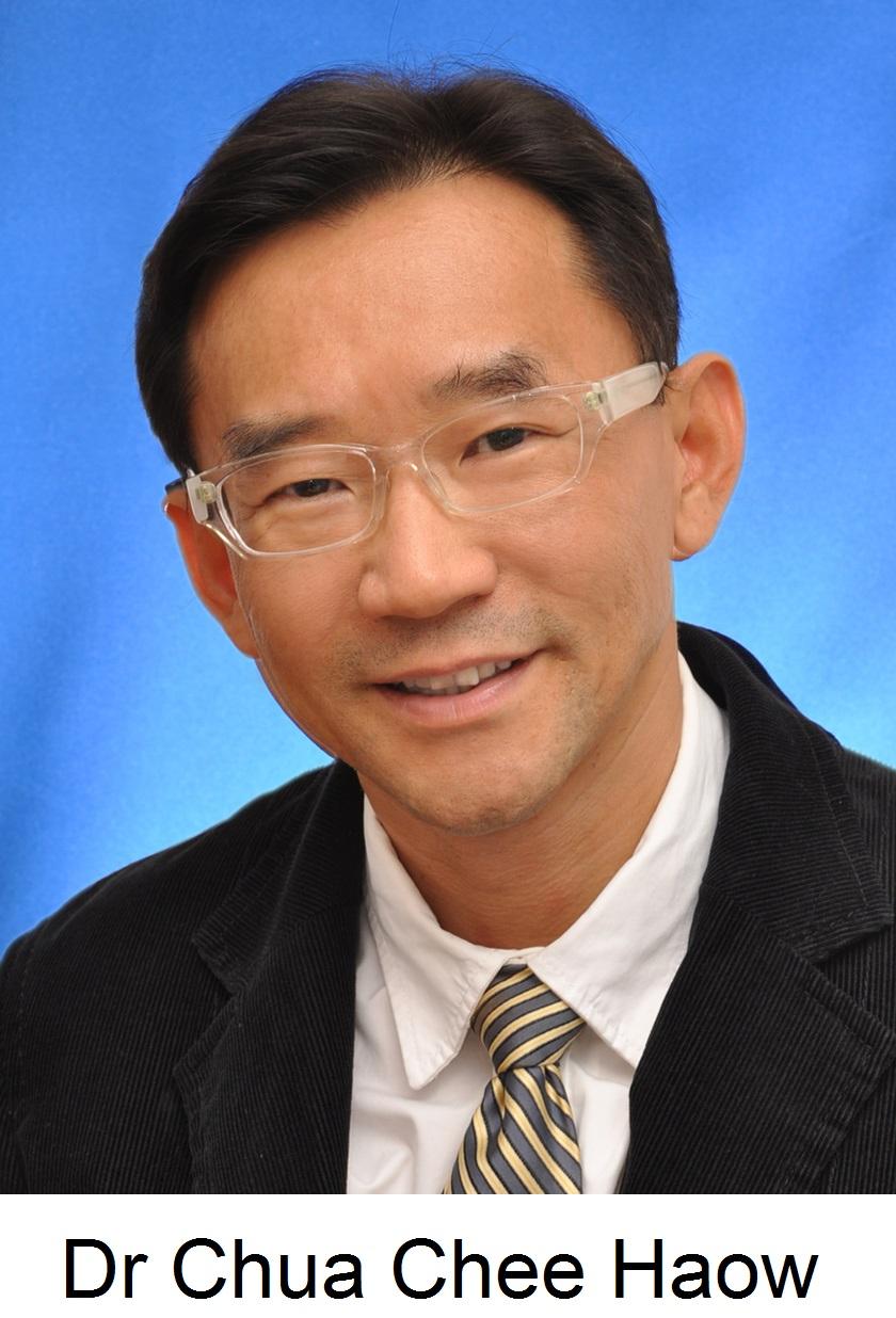 Dr Chua Chee Haow