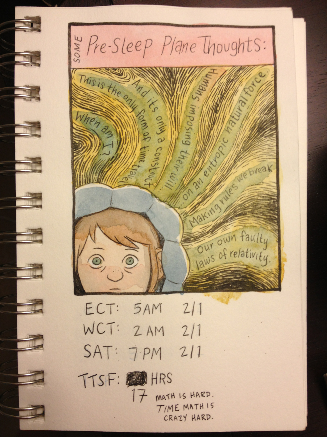Hourlies #5. Time math.