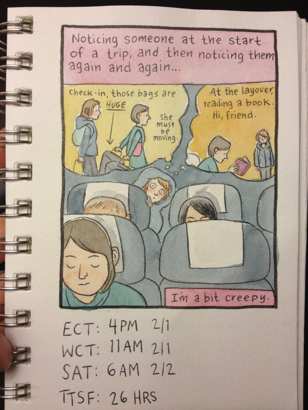 Hourly Comic #6.
