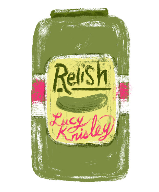 Relish made it to the final round of voting for the Goodreads Best Food Books of the Year! You can vote once more in the final round by clicking here.