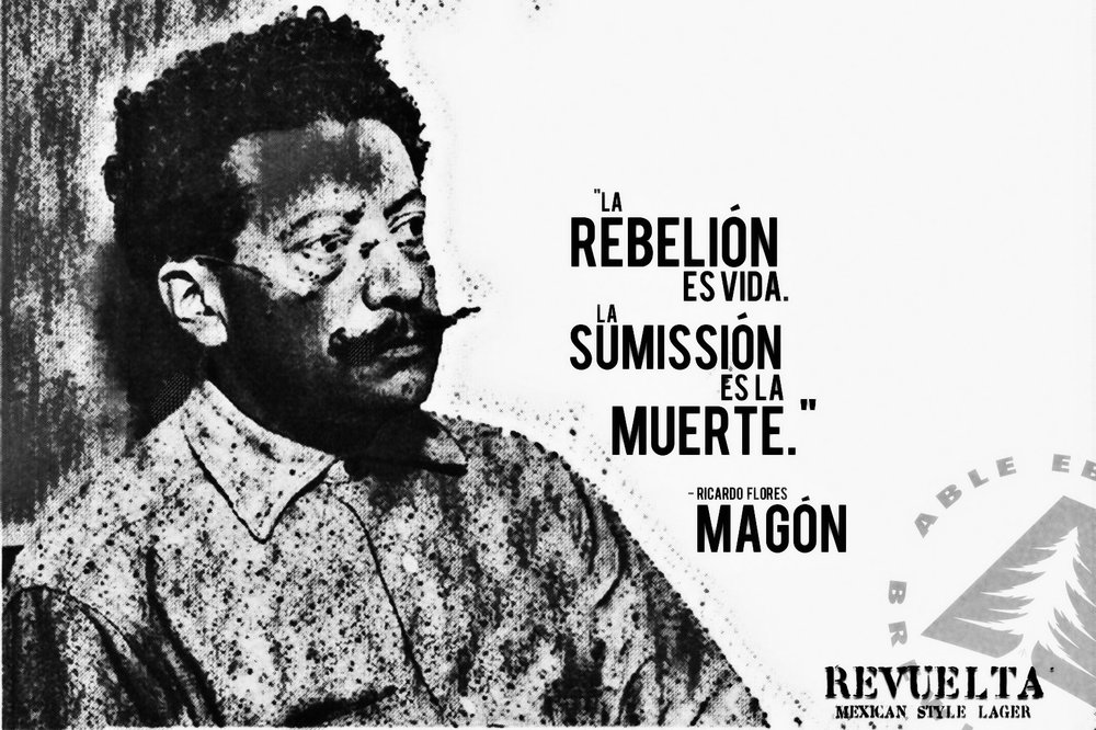 """Rebellion is life. Submission is death."""