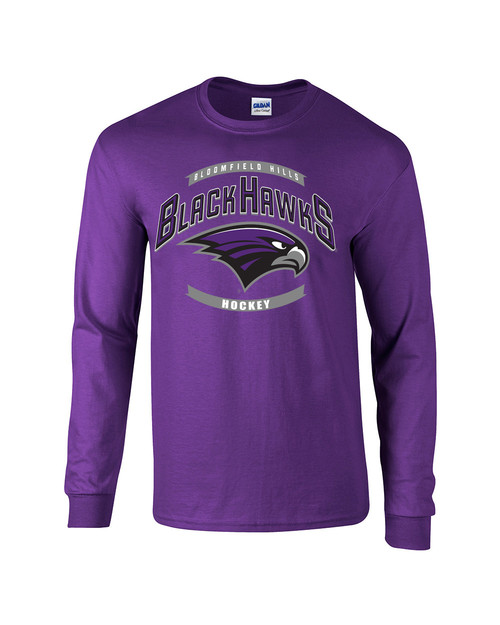 Bloomfield Hills High School Hockey Apparel — Custom Threads   Sports 9cc27c6e2