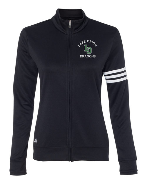 Adidas - Women s ClimaLite French Terry Full-Zip Jacket. A191 ... 17a7efcd49