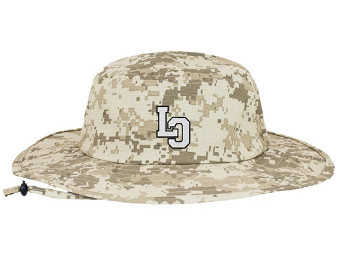 ade7b75c99e Pacific Headwear - Boonie Hat. 1946. — Custom Threads   Sports