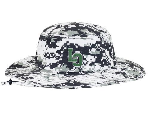 Pacific Headwear - Boonie Hat. 1946. — Custom Threads   Sports 9f3186e1e97