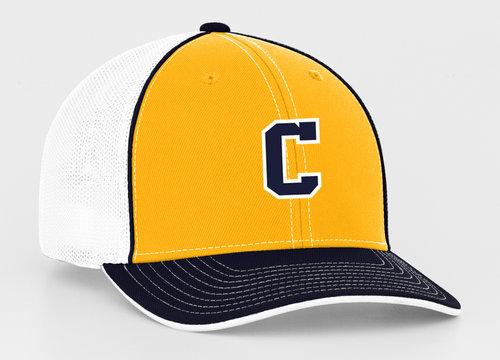 Pacific Headwear - Universal Trucker Mesh Cap. 404M. — Custom ... 791ba1a3c9c