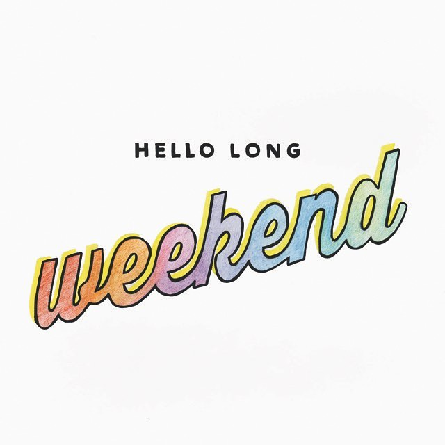 Are you as excited as us?!?! 🌈 #bankholidayfun #typography #handlettering