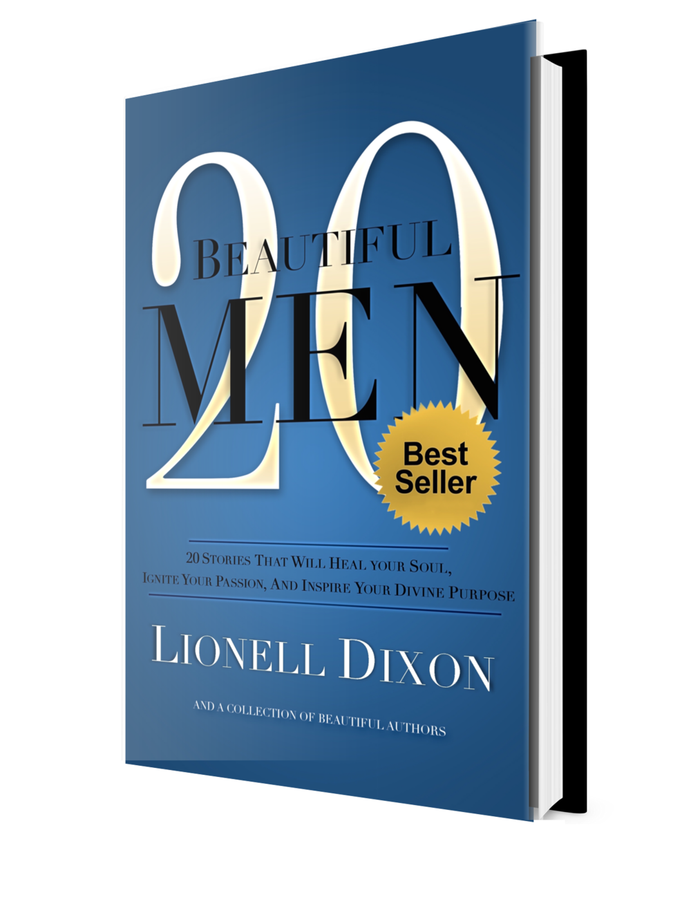 20 Beautiful Men by Lionell Dixon