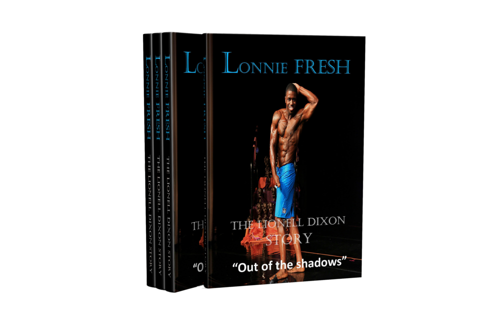 Out of the Shadows by Lionell Dixon
