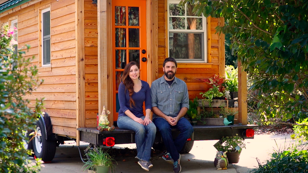 tiny house expo. Alexis \u0026amp; Christian Of Tiny House Expedition-- Come Talk With Us About Expo