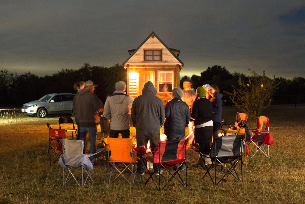 Tiny House Popup Community_Fireside hangs after Potluck.jpg