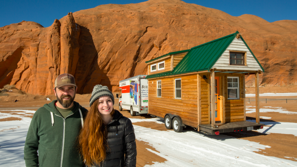 Storytellers, Explorers, Educators ✨  You can find us on the road, traveling across North America with our DIY tiny home on wheels.  🚚🏡💨
