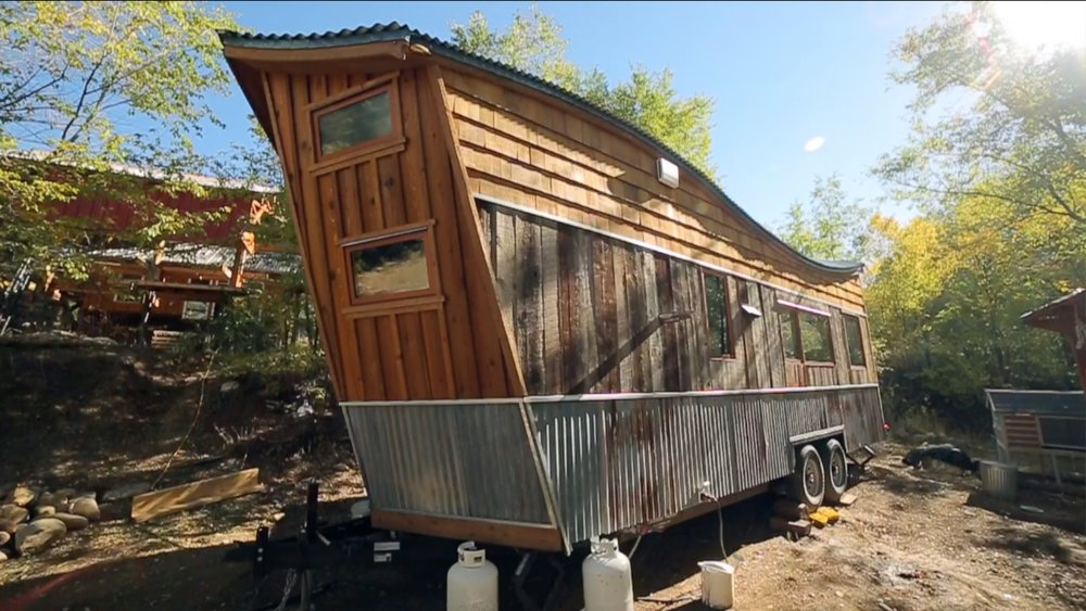 The San Juan by Rocky Mountain Tiny Homes