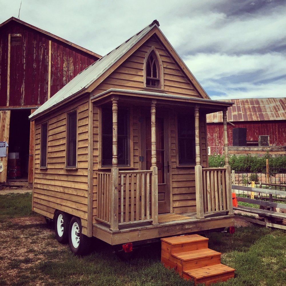 Jay SHafer's original tiny house on wheels