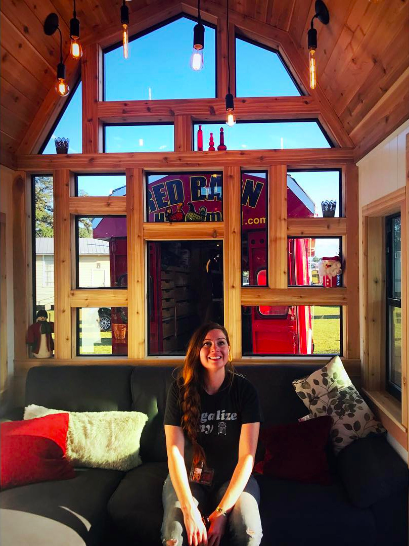 In the Red Barn Tiny House
