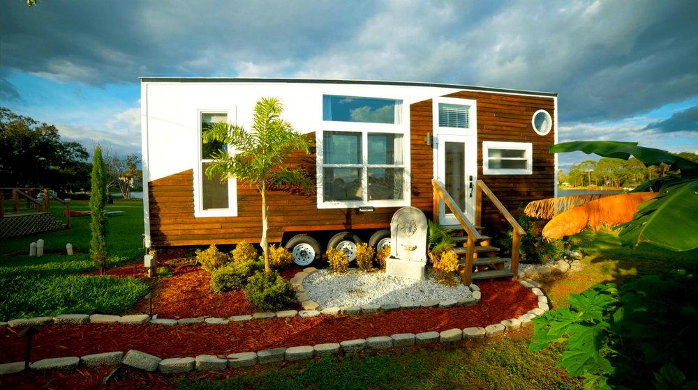The Venice Tiny House at Orlando Lakefront