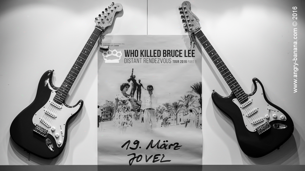 Who Killed Bruce Lee - Münster 2016