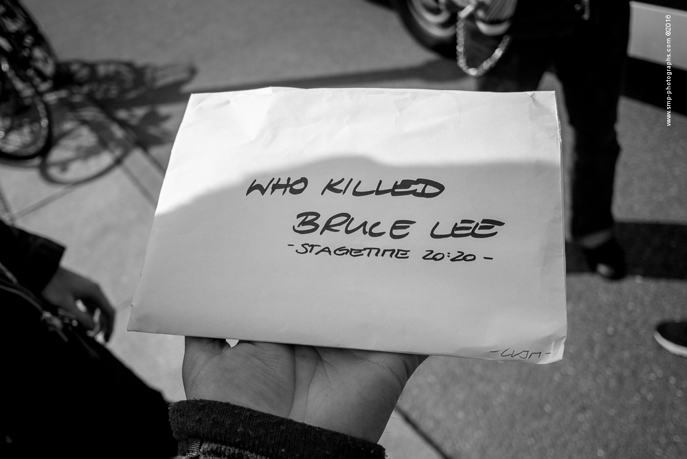 Who Killed Bruce Lee - L�beck 2016