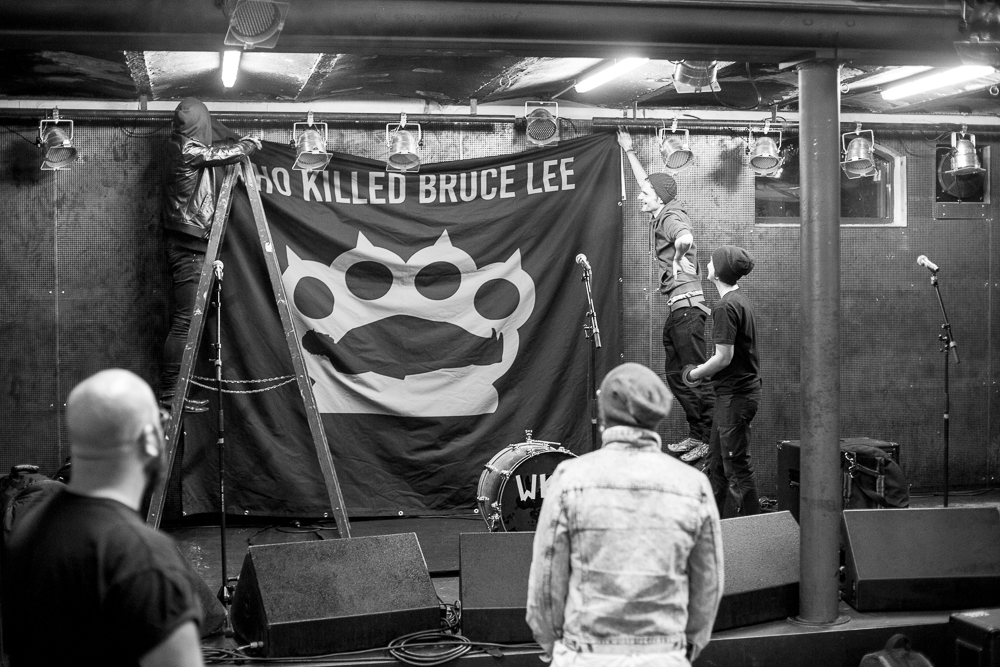 Who Killed Bruce Lee - Bremen 2016