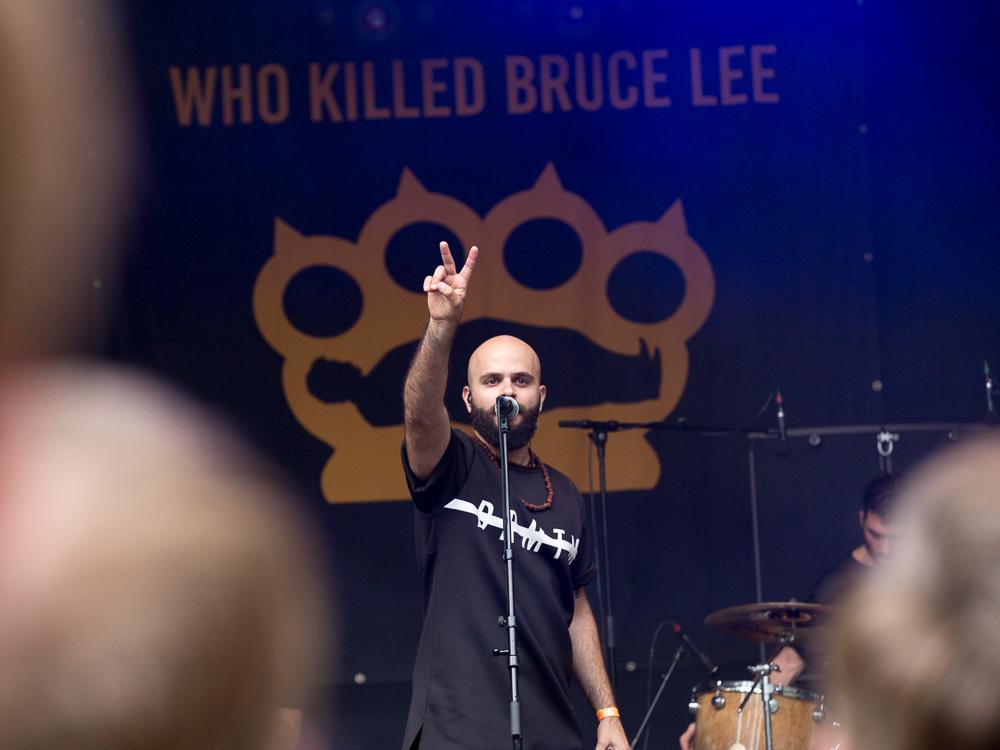 Who Killed Bruce Lee - Eschwege 2016 2016