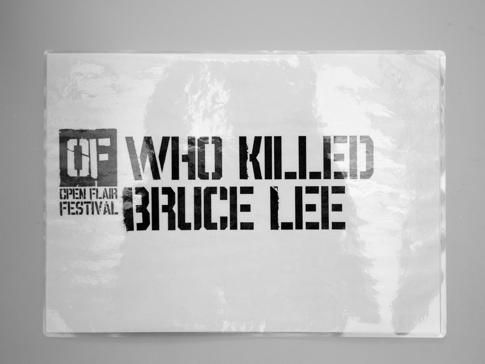 Who Killed Bruce Lee - Eschwege 2016 2016