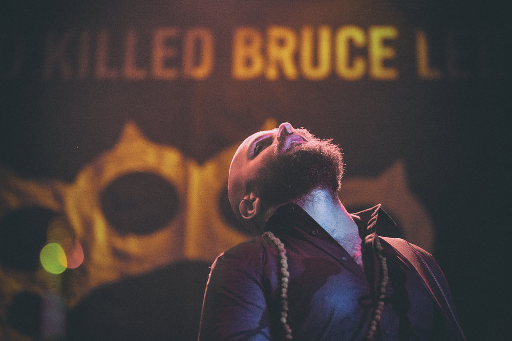 Who Killed Bruce Lee